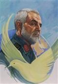 شهادت سردار سلیمانی وادی جدیدی از هنر را ایجاد کرده است