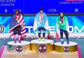 جمالی: مدالم تقدیم به همه دختران سرزمینم