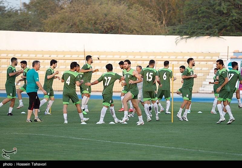 تیم ملی فوتبال ایران ,