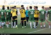 کمک 25 میلیاردی سلطانیفر به فدراسیون فوتبال برای توسعه کمپ تیمهای ملی در کیش