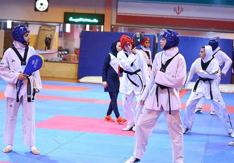 جمعه، آغاز مرحله جدید تمرینات تیم ملی تکواندو بانوان