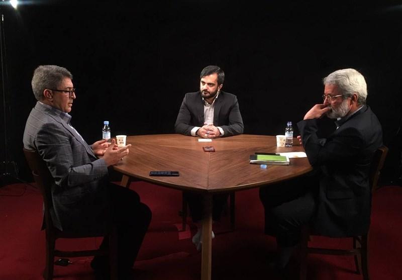 فیلم مناظره انتخاباتی| سلیمینمین: معرفی تاجزاده از سوی اصلاحطلبان بازی با نظام بود/ وکیلی: شورای نگهبان بزرگترین خدمت را به ما کرد
