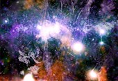 New Image of Milky Way's Center Hints at Previously Unknown Interstellar Energy Source