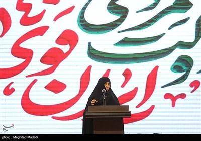سخنرانی لاله افتخاری نماینده ادوار مجلس شورای اسلامی