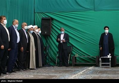 دیدار نمایندگان ادوار مجلس با آیت الله سید ابراهیم رئیسی