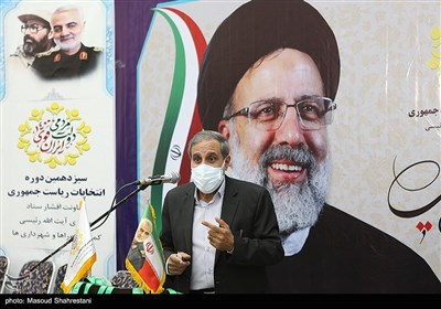 سخنرانی آرامی نائب رئیس کمیسیون عمران