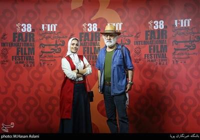 شاپور کلهر در ششمین روز سیوهشتمین جشنواره جهانی فیلم فجر در پردیس سینمایی چارسو
