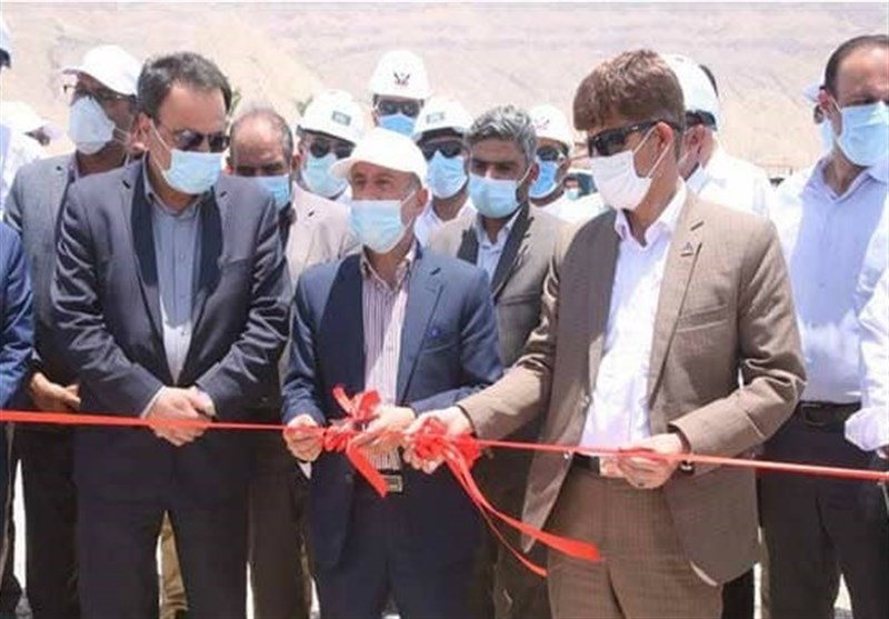 کلنگزنی 3پروژه گازی در جنوب استان فارس/ وزیر نفت: رکوردهای فراوانی در دوره تحریمها جابهجا کردیم