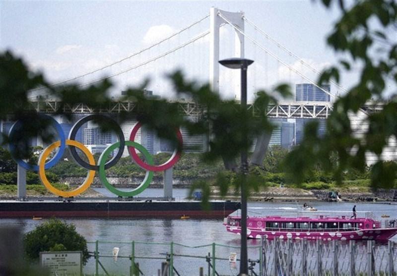 محافظت بازنشستههای پلیس ژاپن از مجموعههای ورزشی المپیک توکیو