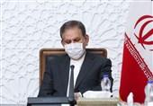 جهانغیری یبلغ قرار ایجاد لوائح الغاء التأشیرات بین ایران والعراق