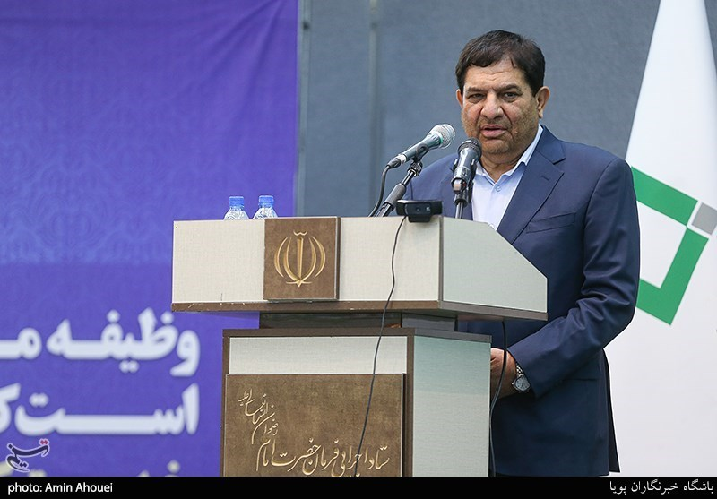 مخبر: تا پایان پاییز برای کل ایران واکسن کرونا تولید میکنیم / در توزیع واکسن هیچ دخالتی نداریم