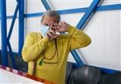"""علیرام نورایی جلوی دوربین/ فساد اقتصادی سوژه اصلی کارگردان """"قلادههای طلا"""" + عکس"""
