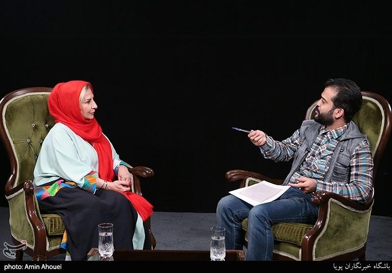روایت مرجانه گلچین از قهرِ رضا عطاران/ به نفع سینماست که از بازیگران تلویزیون استفاده کند + فیلم
