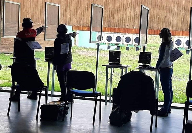 تیراندازی قهرمانی اروپا| پایان کار بانوان ملیپوش ایران در ماده تپانچه 25 متر