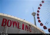 بازدید از شهربازی در حال احداث برج میلاد تهران