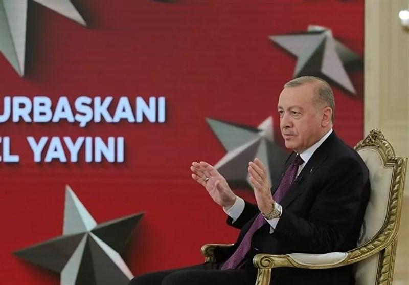 اردوغان: قندیل تروریستهای پ ک ک، ایران و عراق است