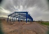 پروژهای که بعد از 5 سال همچنان در گناباد خاک میخورد