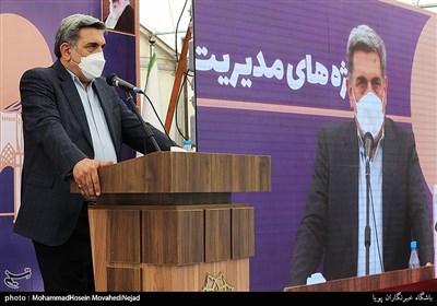 واکنش حناچی به هزینه چند صد میلیاردی برای طراحی لوگوی تهران ۱۴۰۰