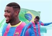 بارسلونا با دفاع راست برزیلی بتیس قرارداد بست