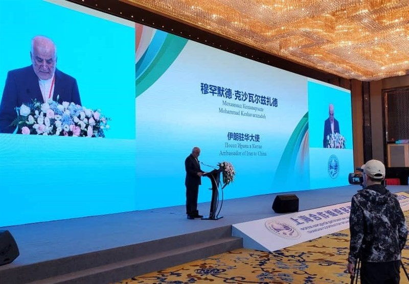 Iranian Envoy Hails SCO's Role in Promoting Peace, Development