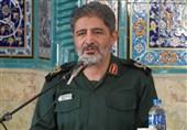 فرمانده سپاه قزوین: فعالیتهای بسیجیان پروژه ناامیدسازی مردم را ناکام کرد
