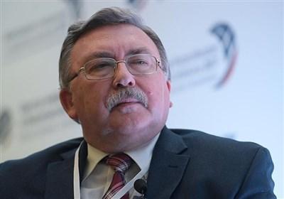 اولیانوف: مذاکرات وین با موفقیت پیش میرود/ طرح کلی اقدامات مشخص است