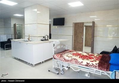 بیمارستان 96 تختخوابی تکاب با دستور رئیسجمهور افتتاح شد
