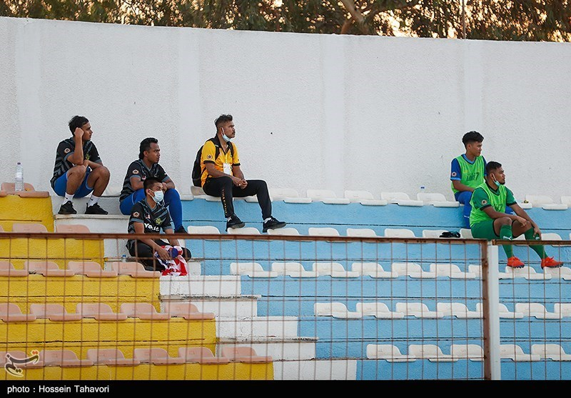 افتتاحیه مسابقات فوتبال ناشنوایان در کیش