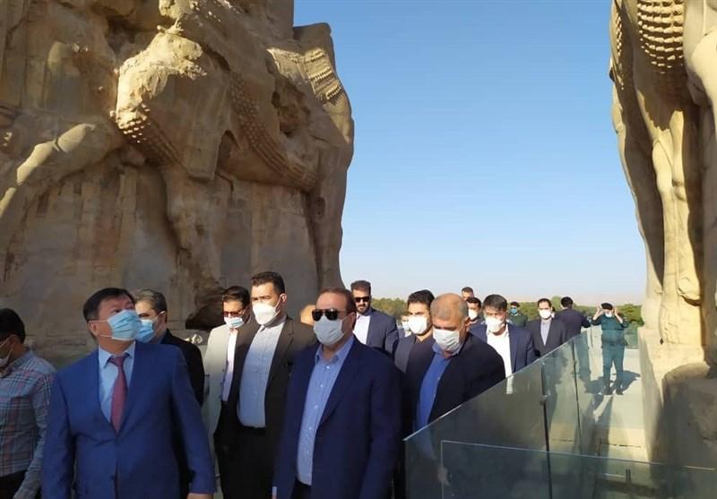 گسترش روابط تاجیکستان با ایران را دنبال میکنیم