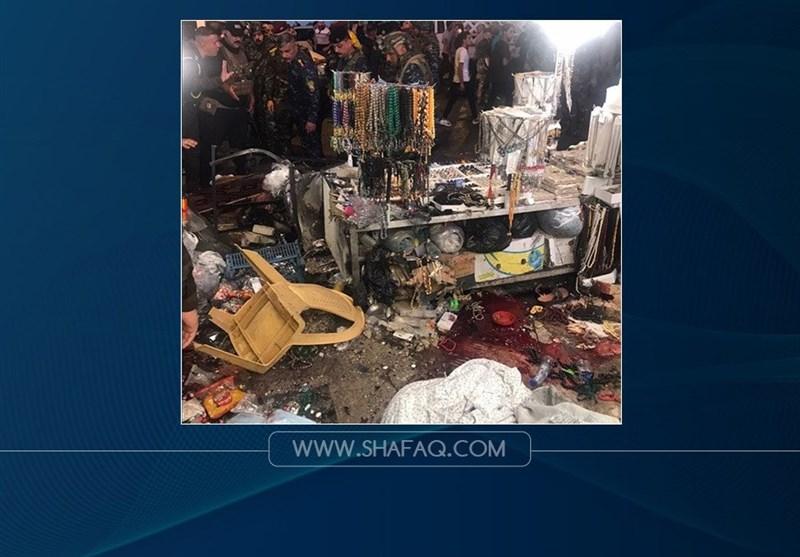 وقوع انفجار در کاظمین(ع) / 3 نفر شهید و 20 تن زخمی شدند