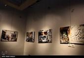 افتتاح نمایشگاه عکس «امام مردم» در اصفهان به روایت تصویر