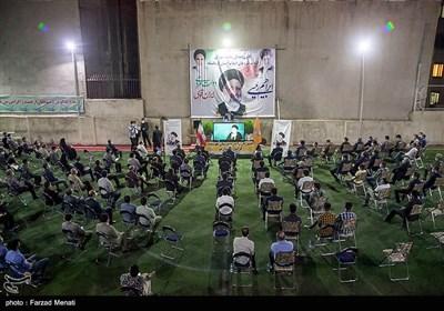 گردهمایی حامیان سیدابراهیم رئیسی در کرمانشاه