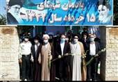 شهدای دیار 15 خرداد آغازگران تشکیل انقلاب شکوهمند اسلامی بودند