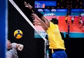 لیگ ملتهای والیبال| اسلوونی، هلند و برزیل پیروز شدند + عکس