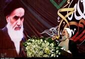 مراسم ارتحال امام خمینی(ره) و یادواره شهدا در گلستان شهدای اصفهان به روایت تصویر