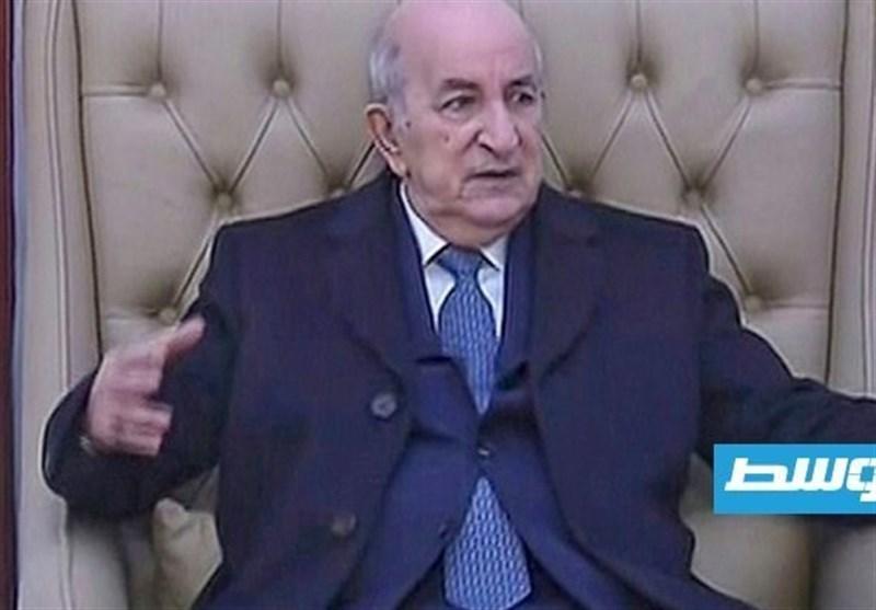رئیسجمهور الجزایر: فلسطین قبله سیاسی ما است