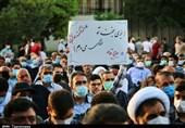 اجتماع بزرگ حامیان «رئیسی» در آبیک استان قزوین به روایت تصویر