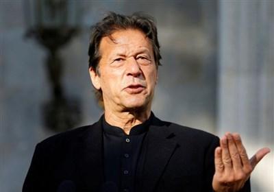 عمران خان: پیش از خروج نظامیان آمریکایی به دنبال توافق صلح در افغانستان هستیم