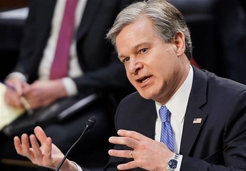 US Domestic Terrorism Investigations Have More than Doubled: FBI Director