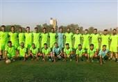 انتخابی فوتبال ناشنوایان المپیک 2022 برزیل| ایران با برتری مقابل عراق قهرمان شد