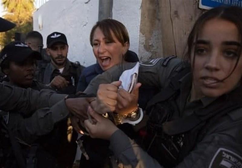 بازداشت،الجزيره،نظاميان،فلسطيني،روز،اشغالي