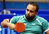 انصراف پینگپنگ باز اردنی از مسابقه با نماینده رژیم صهیونیستی