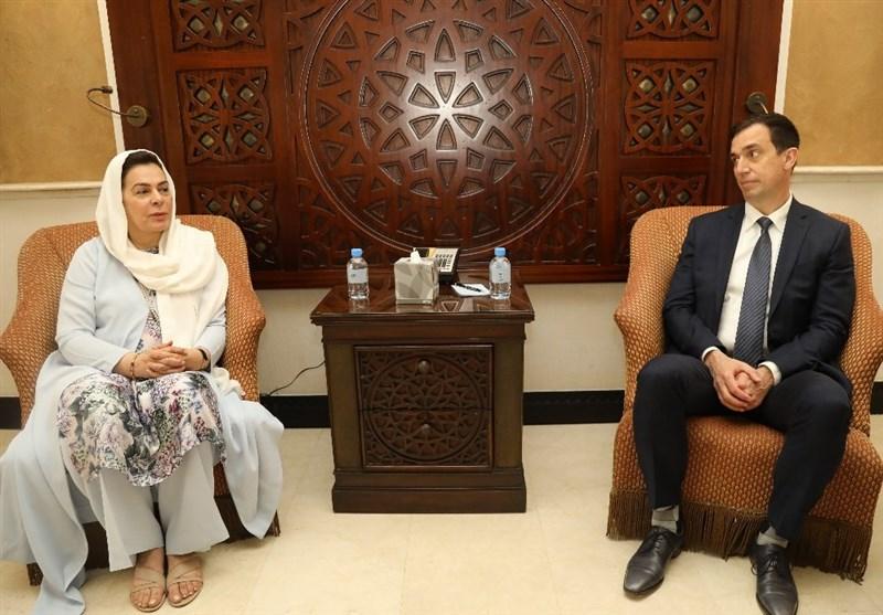 دیدار معاون دبیرکل سازمان ملل با تیمهای مذاکراتی افغانستان و طالبان