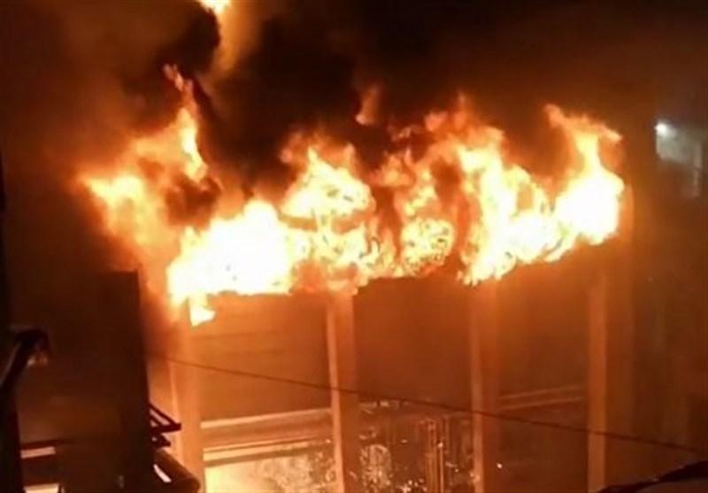 آخرین جزئیات حادثه در کارخانه فولاد زرند| کارگاه حادثه دیده تا فردا آماده میشود