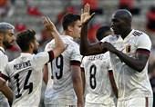 بازیهای دوستانه ملی| بلژیک نایب قهرمان جام جهانی 2018 را شکست داد