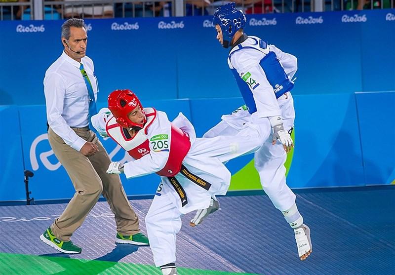 قضاوت حافظ مهدوی در پارالمپیک توکیو