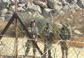 إطلاق صافرات الإنذار فی عدة مناطق عند حدود فلسطین المحتلة مع لبنان