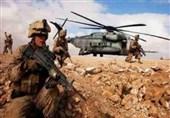 رزمایش مشترک مغرب و آمریکا در صحرای غربی