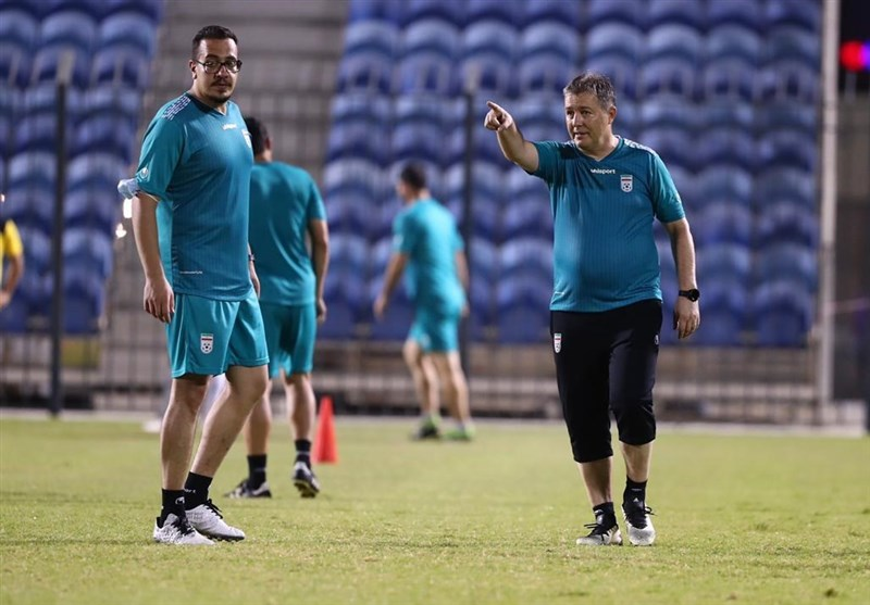 FFIRI to Decide on Coach after World Cup Qualifiers Ceremony