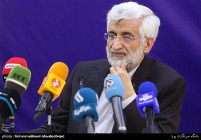 حضور «جلیلی» در جلسه ستاد اقتصادی دولت رئیسی